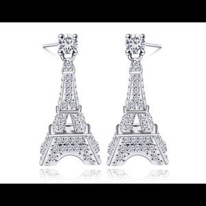 Eiffle Tower fashion earrings